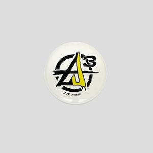 AGORIST Logo Mini Button