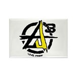 AGORIST Logo Rectangle Magnet (100 pack)