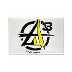 AGORIST Logo Rectangle Magnet (10 pack)