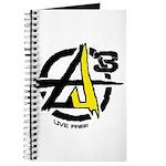 AGORIST Logo Journal