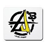 AGORIST Logo Mousepad