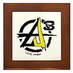 AGORIST Logo Framed Tile