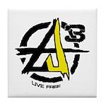 AGORIST Logo Tile Coaster