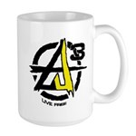 AGORIST Logo Large Mug