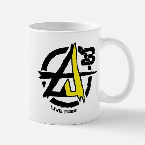 AGORIST Logo Mug