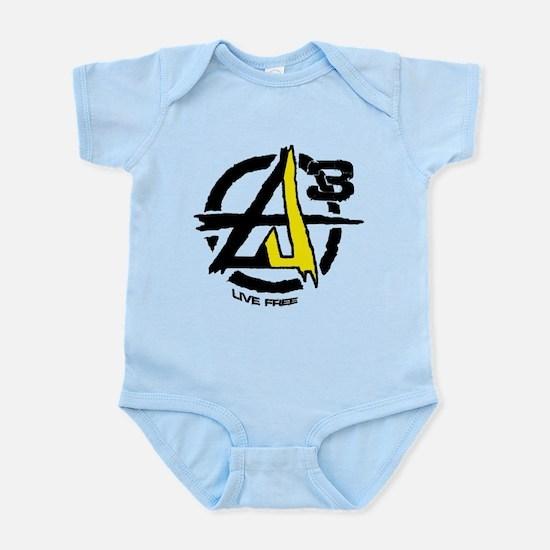 AGORIST Logo Infant Bodysuit