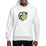AGORIST Logo Hooded Sweatshirt