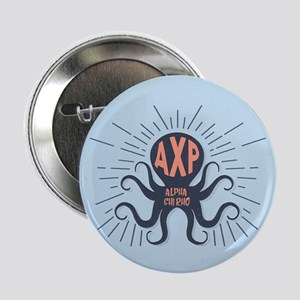 """Alpha Chi Rho Octopus 2.25"""" Button (10 pack)"""