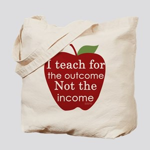 Why I Teach Tote Bag