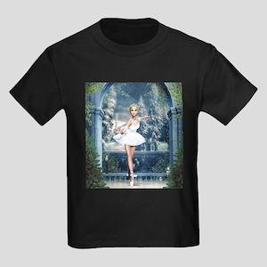 Snow Princess Nutcracker Ballerina T-Shirt