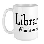 cafepress-librarything Mugs