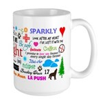 Twilight Memories Large Mug