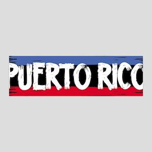Puerto Rico 42x14 Wall Peel