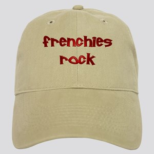 Red Frenchies Rock Cap