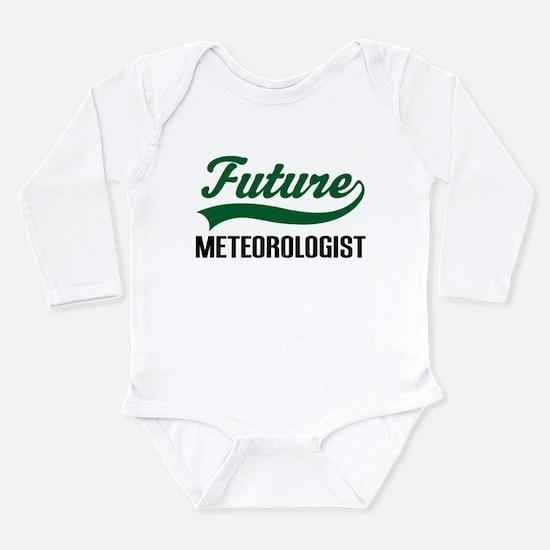 Future Meteorologist Long Sleeve Infant Bodysuit