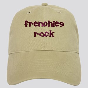 Purple Frenchies Rock Cap