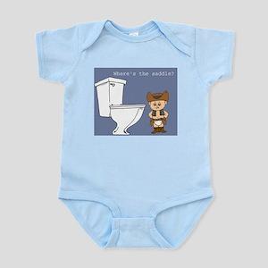 Saddle Baby Infant Creeper