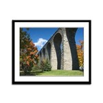 Starrucca Viaduct Framed Panel Print