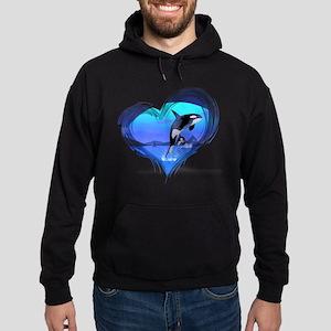 Orca Hoodie (dark)
