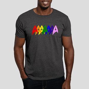 Trek Pride Original Dark T-Shirt