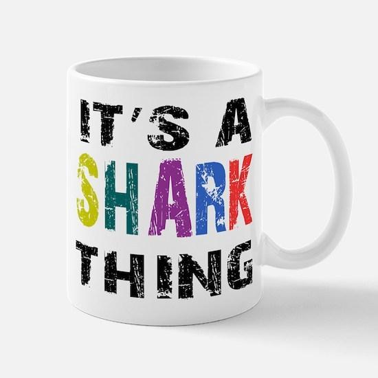 Shark THING Mug