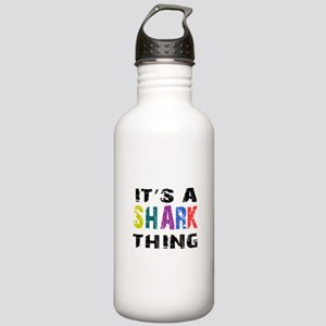 Shark THING Stainless Water Bottle 1.0L