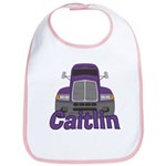 Trucker Caitlin Bib