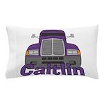 Trucker Caitlin Pillow Case