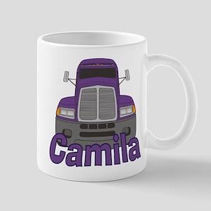 Trucker Camila Mug