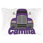 Trucker Camila Pillow Case