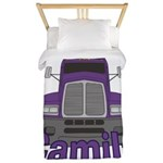Trucker Camila Twin Duvet