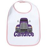 Trucker Candice Bib