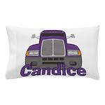 Trucker Candice Pillow Case