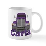 Trucker Carla Mug