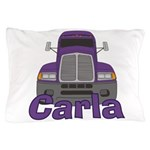 Trucker Carla Pillow Case