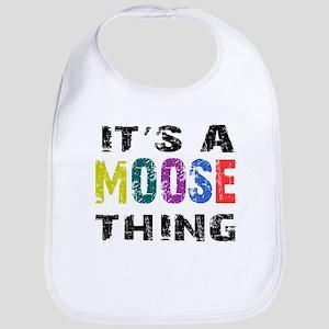 Moose THING Bib