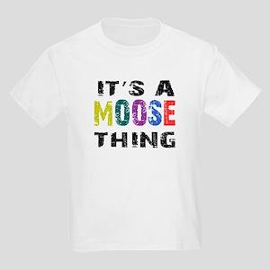 Moose THING Kids Light T-Shirt