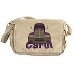 Trucker Carol Messenger Bag