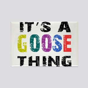 Goose THING Rectangle Magnet