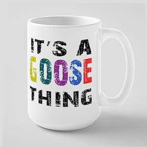 Goose THING Large Mug
