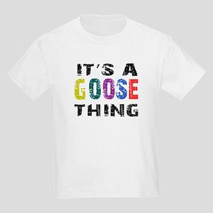 Goose THING Kids Light T-Shirt