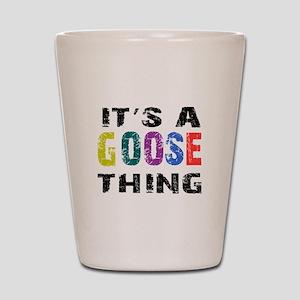 Goose THING Shot Glass