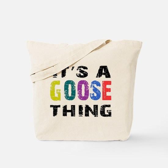 Goose THING Tote Bag