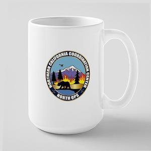 North Ops Logo Large Mug