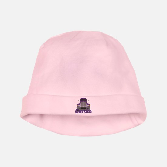 Trucker Carole baby hat