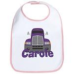 Trucker Carole Bib