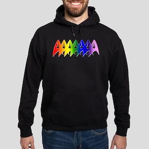 Trek Pride Original Hoodie (dark)