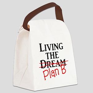 Plan B Canvas Lunch Bag