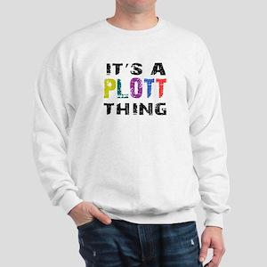 Plott THING Sweatshirt
