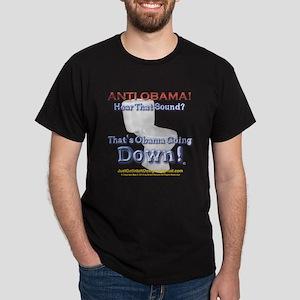 Anti Obama: 008b Dark T-Shirt
